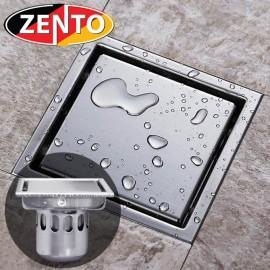 Thoát sàn chống mùi, côn trùng Inox304 ZT556-2U (110x110)